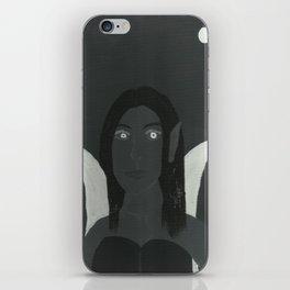 Moon Fairy iPhone Skin