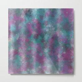 Blustery Blur Metal Print