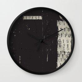 « 1.10.1965 » Wall Clock