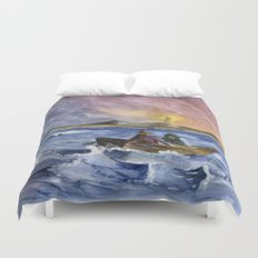 Storm Chased Duvet Cover