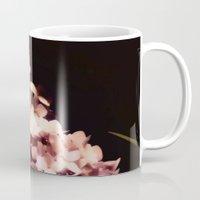 hydrangea Mugs featuring Hydrangea by Christine Belanger