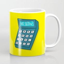 Mr Buttons Coffee Mug