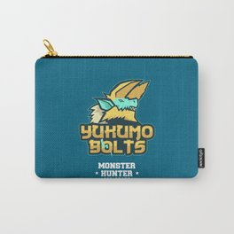 Monster Hunter All Stars - The Yukumo Bolts Carry-All Pouch