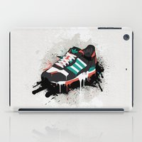sneaker iPad Cases featuring Sneaker by Nicu Balan