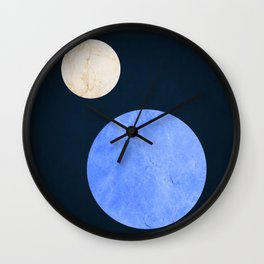 Cosmic space V Wall Clock