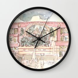 Sundance Square Wall Clock
