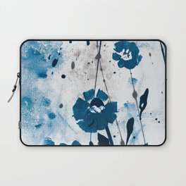 Dreaming In Blue 100zh by Kathy Morton Stanion Laptop Sleeve