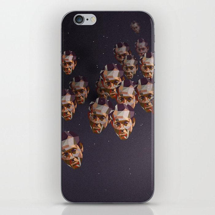 A head of the pack iPhone Skin