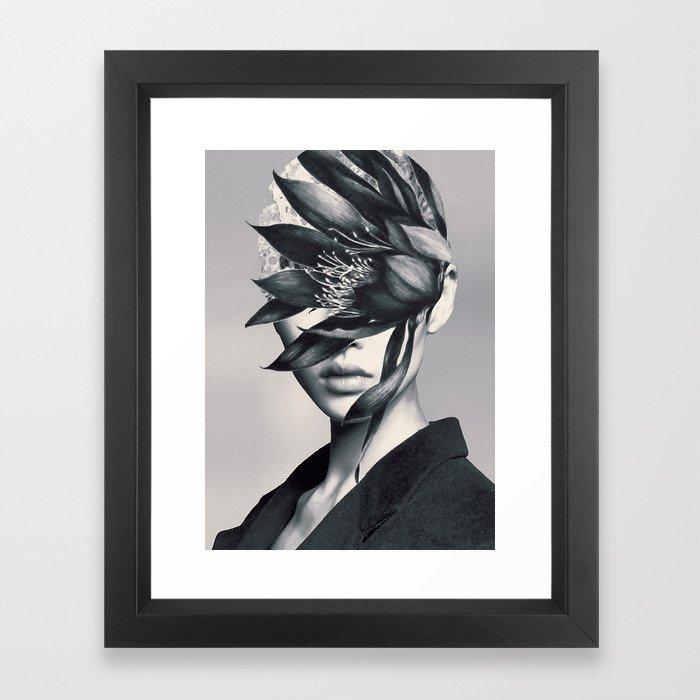 Inner beauty  22 Framed Art Print