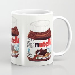 Nutella Coffee Mug
