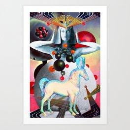 Kensho Satori Art Print