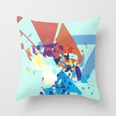 Acirfa Throw Pillow