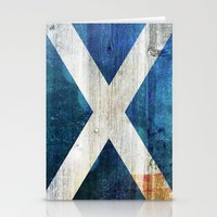 scotland Stationery Cards featuring Scotland by Arken25