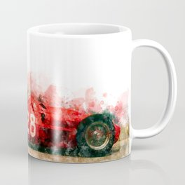 Stirling Moss Formula 1, 250F Coffee Mug