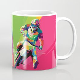 Motocross Top-notch WPAP #2 Coffee Mug