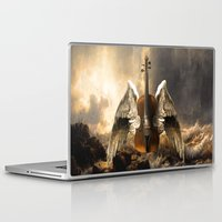 celestial Laptop & iPad Skins featuring Celestial Music by Diogo Verissimo