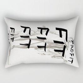 Strike 41 Rectangular Pillow