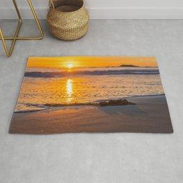 Seaweed Sunset Rug