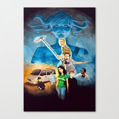 Deathwatch - blank Canvas Print