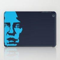 christopher walken iPad Cases featuring Walken by Aaron Synaptyx Fimister
