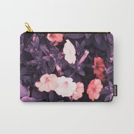 Mayflowers Carry-All Pouch