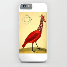 Bird Giraffe iPhone 6s Slim Case