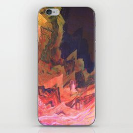 Into Darkness iPhone Skin