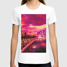 Purple City T-shirt