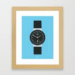 BN0032 by Dmitri Litvinov Framed Art Print
