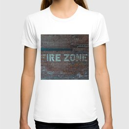 The (F) Ire Zone T-shirt