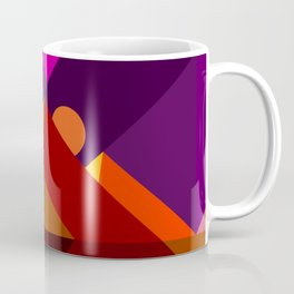 Road to Giza Coffee Mug