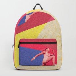 human dynamic #5 Backpack
