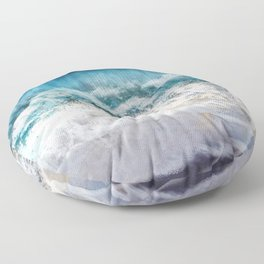 Waves Floor Pillow