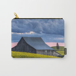 Canola Sunset Carry-All Pouch
