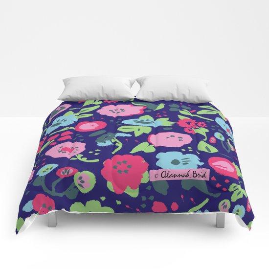 Nan's Garden Comforters