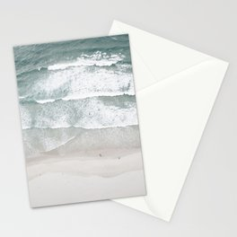 Surfers Paradise: Birds Eye View III Stationery Cards
