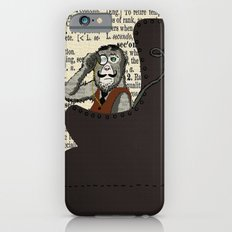 Detective Monkey iPhone 6s Slim Case