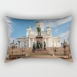 Helsinki 7 Rectangular Pillow