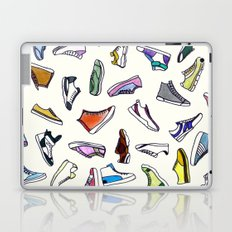 sneakers addiction Laptop & iPad Skin