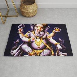 Hindu Ganesha 3 Rug