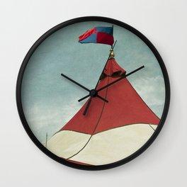 Big Top #2 Wall Clock