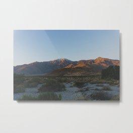 Mt San Jacinto - Pacific Crest Trail, California Metal Print