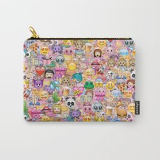 emoji / emoticons Carry-All Pouch