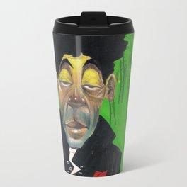 Dude in d' woodz Metal Travel Mug