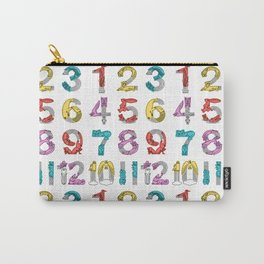 movin number Carry-All Pouch