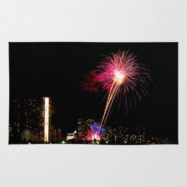 Friday Night Lights ... Waikiki Style Rug