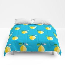 Fruit: Lemon Comforters