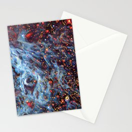 Painted Large Magellanic Cloud Stationery Cards