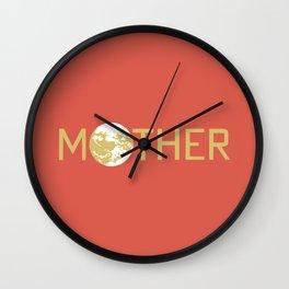 Mother / Earthbound Zero Wall Clock