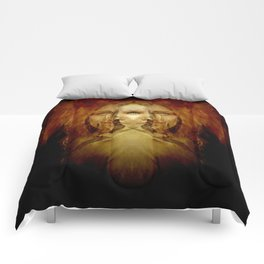 Hemispheres Comforters